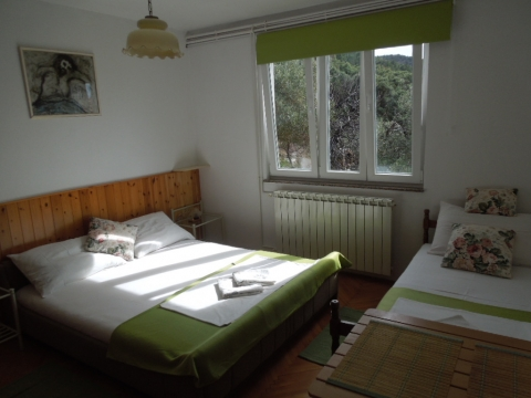Ddvokrevetna soba sa pomoćnim ležajem - Julia 3