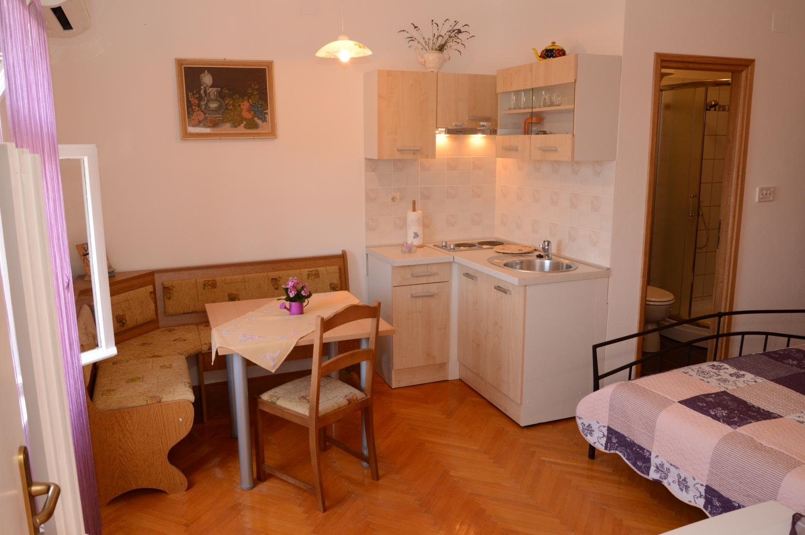 Ess- und Kochbereich