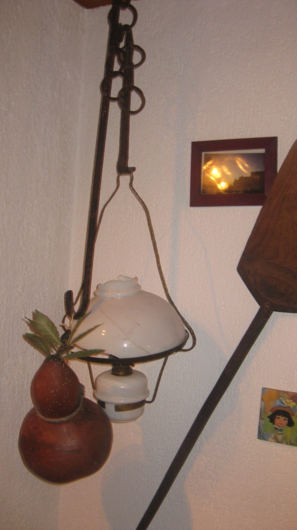 Detail im Wohnzimmer