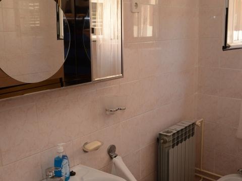 Gemeinsame Badezimmer
