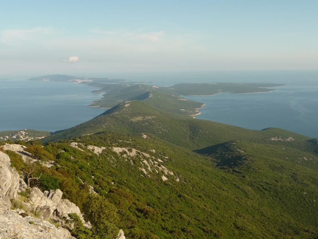 Apsyrtides – Legende über die Entstehung der Inselkette
